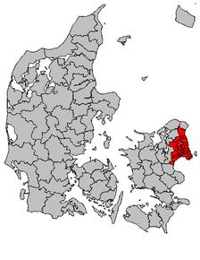 kart københavn og omegn København – Wikipedia kart københavn og omegn