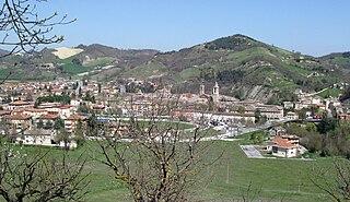 Urbania Comune in Marche, Italy