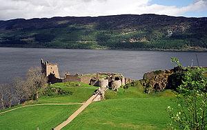 Robert Lauder of Quarrelwood - Urquhart Castle