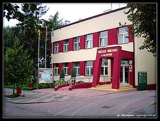 Głowno - Town Hall