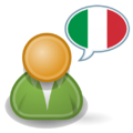 User speaks Italian.png