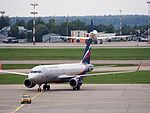 VP-BLR (aircraft) at Sheremetyevo International Airport pic2.JPG