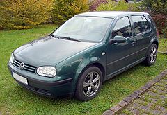 Golf typ IV 1.6