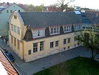 Bauhaus University, Weimar - The Faculty of Art and Design in the Van de Velde Building