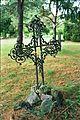 Vana raudrist Massinõmme kalmistul.jpg
