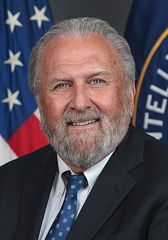 Deputy Director of the Central Intelligence Agency - Image: Vaughn Bishop official photo (cropped)