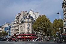 Cafe Montparnasse Adresse