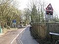 Veal's Lane level crossing - geograph.org.uk - 1775139.jpg
