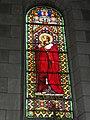 Veigné (Indre-et-Loire) église, vitrail 05.JPG
