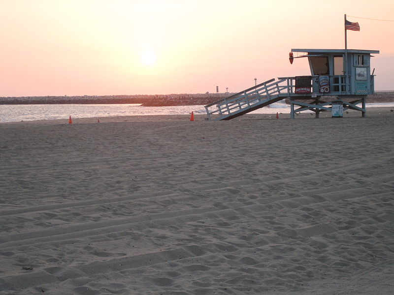 File:Venice Beach Lifeguard Tower.JPG