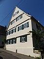 Verputztes Fachwerkwohnhaus, Linkenstraße 19, Stuttgart.jpg