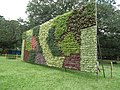 Vertical Garden from Lalbagh flower show Aug 2013 8787.JPG