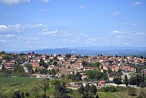 Murlo - Image: Vescovado di murlo