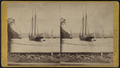 Vessels loading coal at the Docks of the Delaware and Hudson Cana, Rondout Creek, by E. & H.T. Anthony (Firm).png