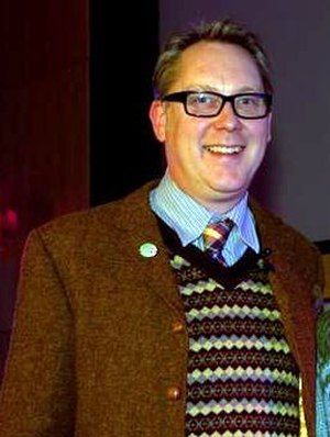 Vic Reeves - Image: Vic reeves Middlesbrough (cropped)