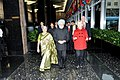 Vice-President Biden, Secretary Clinton Co-Host Social Lunch in Honor of Indian Prime Minister (4373208859).jpg
