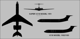 Image illustrative de l'article Vickers VC-10