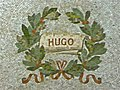 Victor Hugo mosaic LOC photo meetup 2012.jpg