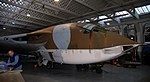 Victor Mk.1A in the restoration hangar, Imperial War Museum, Duxford. (31013808436).jpg