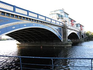 Victoria Bridge (Stockton-on-Tees)
