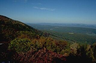 wilderness area in West Virginia, United States