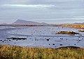 View across tidal loch near Uachdar (geograph 2190069).jpg