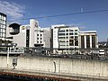 View from platform of Himeji Station (Bantan Line & Kishin Line) 2.jpg