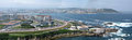 View of A Coruña from lighthouse.jpg