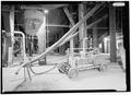 View of crash cart (clean-up cart). - Great Northern Elevator, 250 Ganson Street, Buffalo, Erie County, NY HAER NY,15-BUF,32-27.tif
