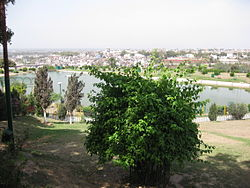Bagh-e-Bagh and Bagh Lake