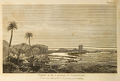 View of the Castle of Aboukir with the disposition of the Boats previous landing.png