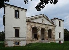 Villa Pisani, Bagnolo di Lonigo (1542-1545)