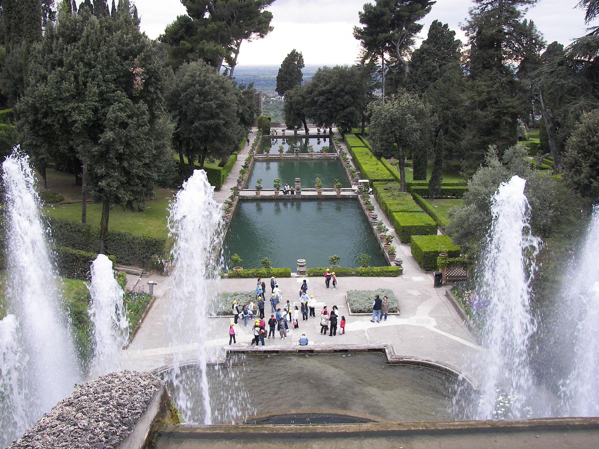 Giardino all 39 italiana wikipedia - Giardino all italiana ...