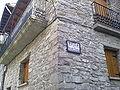 Villanúa, un panneau de rue typique.jpg
