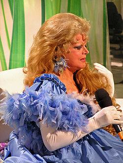 Podczas nagrania programu Szansa na sukces, marzec 2007