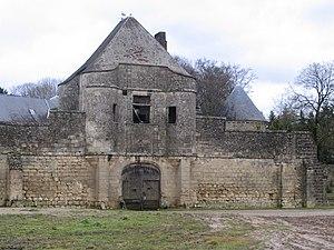 Villers-Cotterêts - Image: Villers Cotterêts Château de Noüe 2