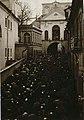 Vilnia, Vastrabramskaja. Вільня. Вастрабрамская (J. Bułhak, 1928).jpg