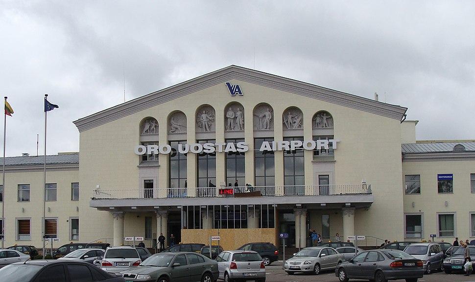 Vilnius International Airport building