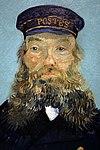 Vincent van gogh, ritratto del postino roulin, 1888, 02.jpg