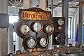 Virginia V (ship, 1922) engine room 08 - engine gauges.jpg