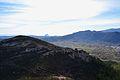 Vista cap al penyal d'Ifac des del castell d'Aixa.JPG