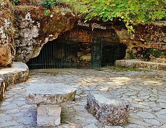 Vjetrenica - Image: Vjetrenica Cave