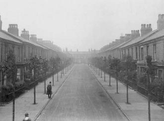 Welsh Streets, Liverpool - Voelas Street, Liverpool c1911