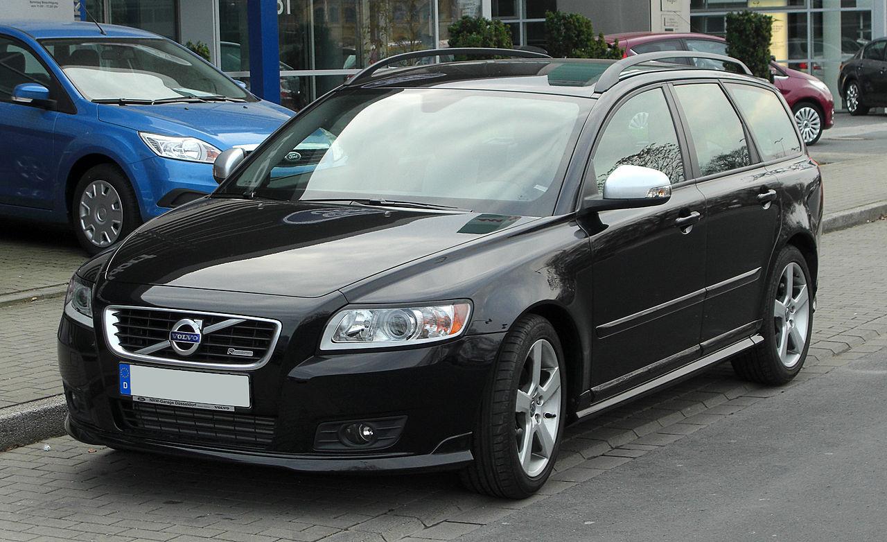 File:Volvo V50 R-Design (Facelift) – Frontansicht, 12. März 2011, Düsseldorf.jpg - Wikimedia Commons