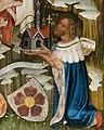 Vyšebrodský cyklus - Narození Páně (detail s postavou donátora).jpg