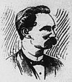 W. H. Rickard, Advertiser sketch, 1895.jpg