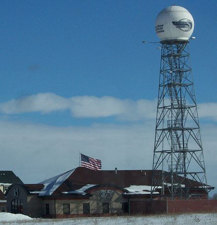 WFRV's Fox Valley Bureau and weather radar.