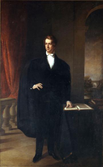 Gubernatorial Portrait Of William H Seward