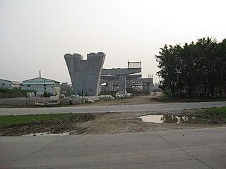 Waihai railway station