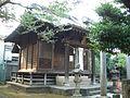Wakabayashi Kitano Temman-gu (若林北野天満宮) - panoramio.jpg